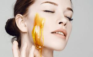 Honey for skincare