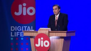 AIDA invested in JIO