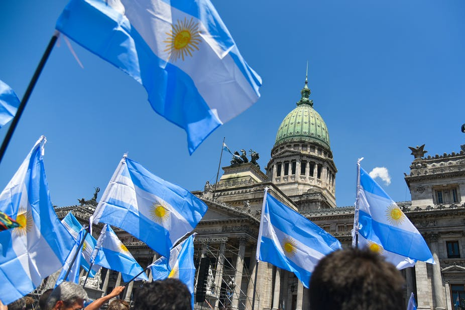 Argentina debts situation