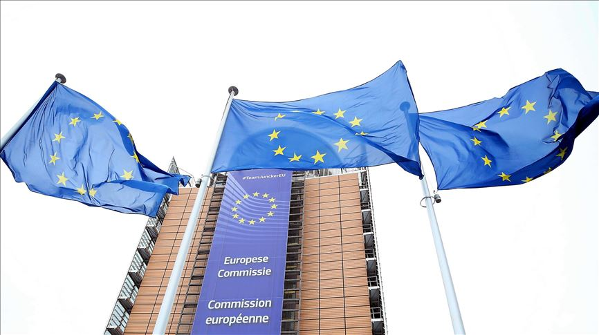 EU Commission Building
