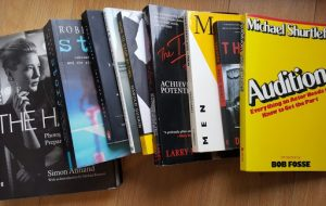 top books for acting career