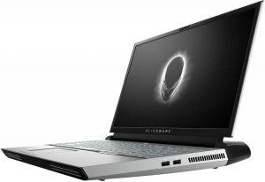 ALIENWARE 17 AREA-51M gaming laptop 2020