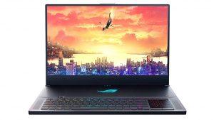 ASUS ROG ZEPHYRUS S GX701GXR - gaming laptop 2020