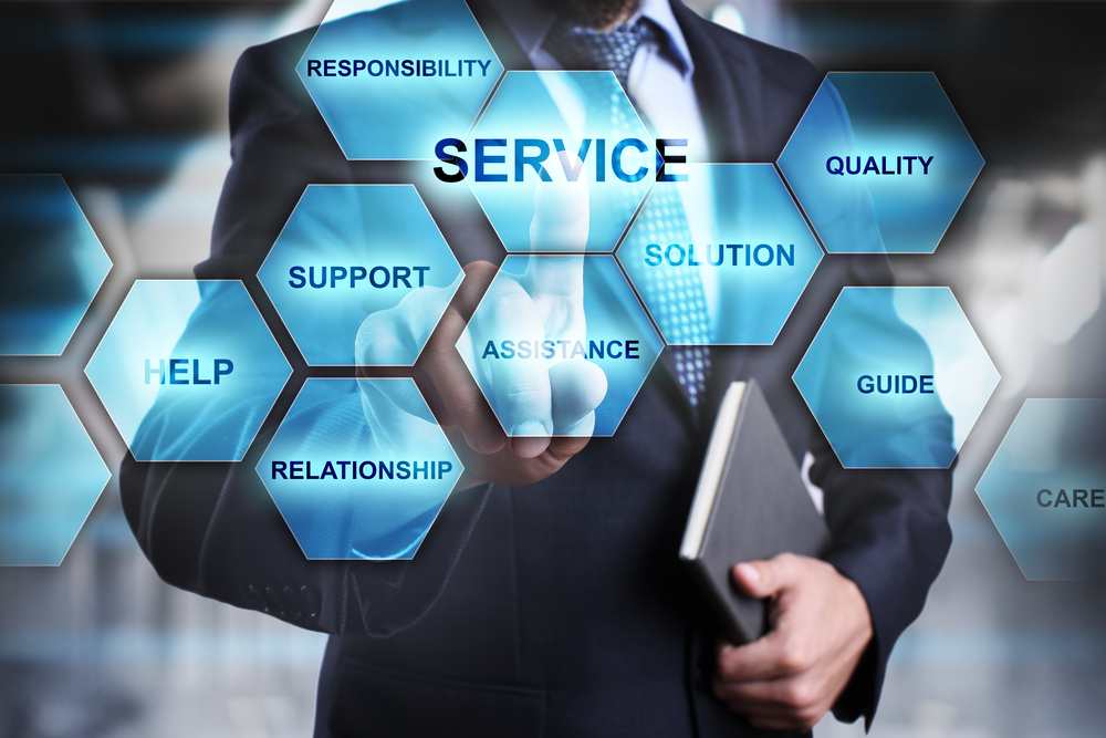 service-based businesses